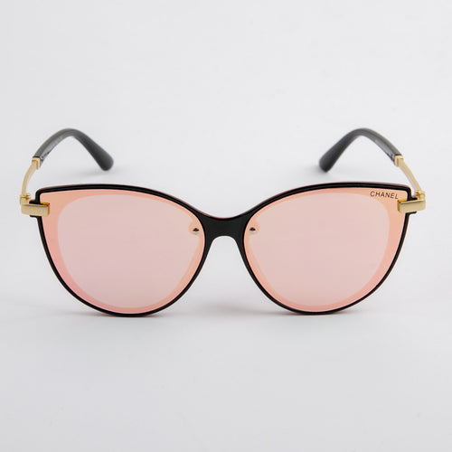 Pinafore Sunglasses With Protective Case