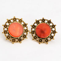 Sun Of May Ear Studs