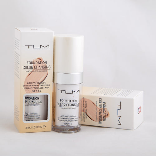 TLM Colour Changing Foundation