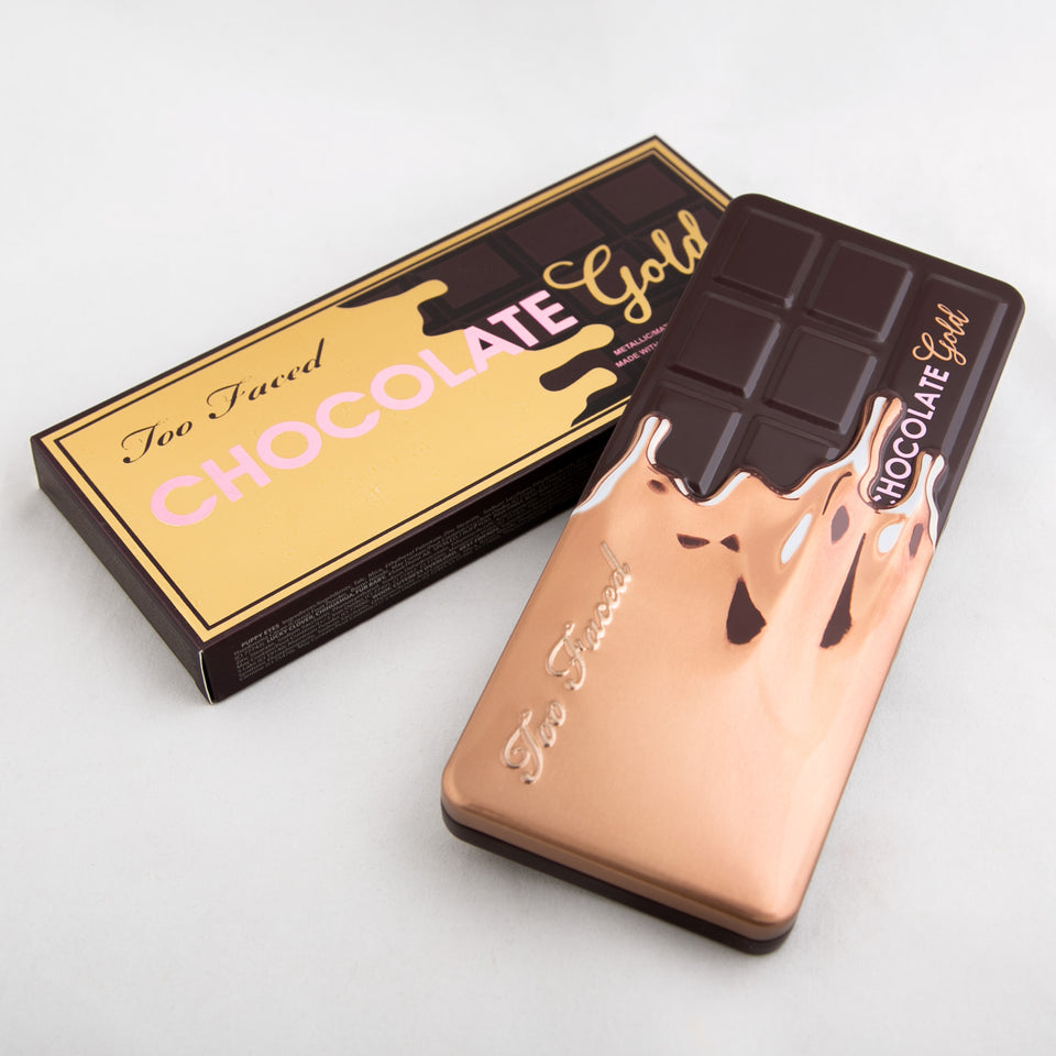 Too Faced Chocolate Gold Eyeshadow Palette