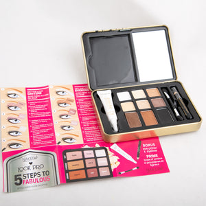 Naked4 Look Pro Smoky Eyeshadow Palette