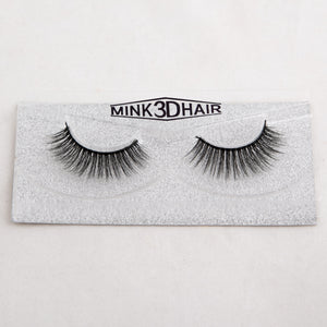 Claudia 33 3D Eyelashes