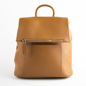 Voyageur Convertible Backpack (Hazel Brown)