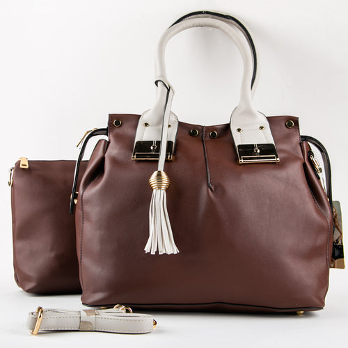 Ella dual bag set (Coffee)