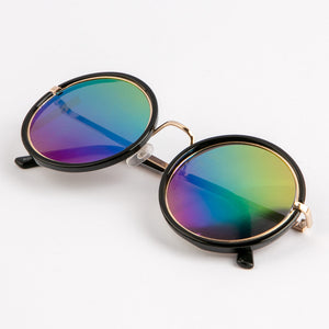 Rainbow Bliss Sunglasses With Protective Case