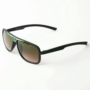 Kim's Summer Sunglasses With Protective Case Brown