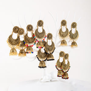 SoorajMukhi Collection Of Earrings