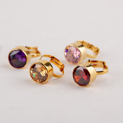 Royal Stone Rings