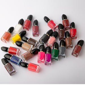 Peel Off Funky Nail Paints (23 Colors)