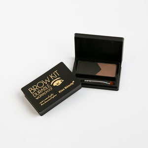 Kiss Beauty Brow Kit (Dual Color)