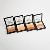 Kiss Beauty Baked Powder Palette