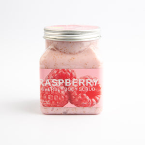 Raspberry Sherbet Body Scrub