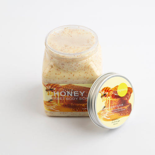 Honey Sherbet Body Scrub