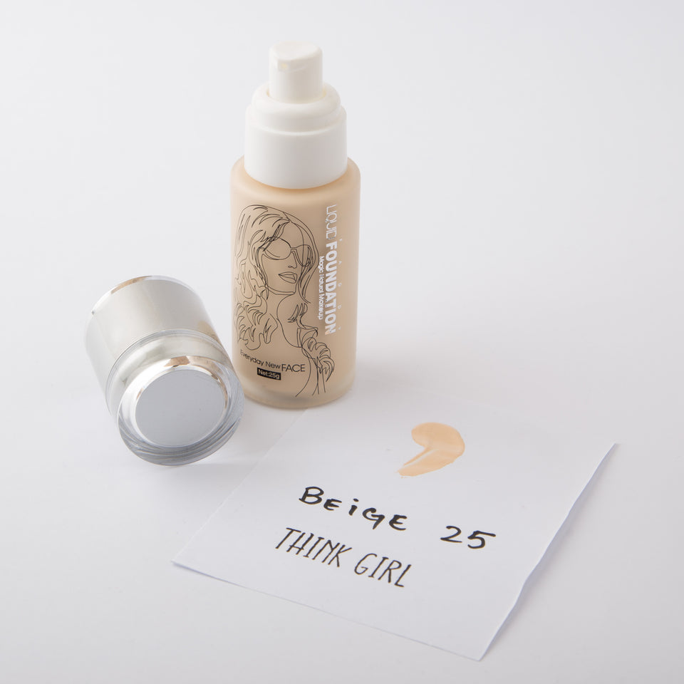 Faddy Everyday New Face Liquid Foundation