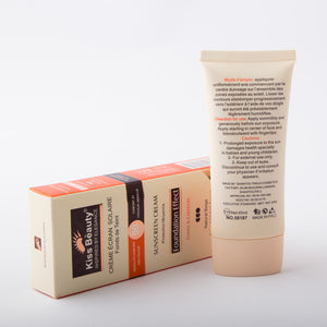 Kiss Beauty Foundation Effect Sunscreen (SPF50)