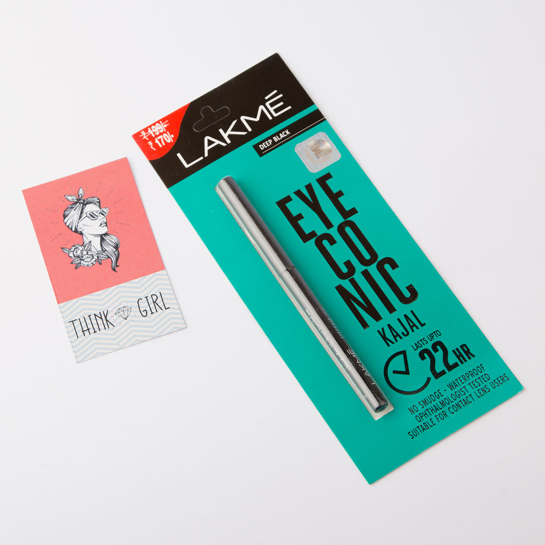 Lakme Eye Conic Kajal Pencil