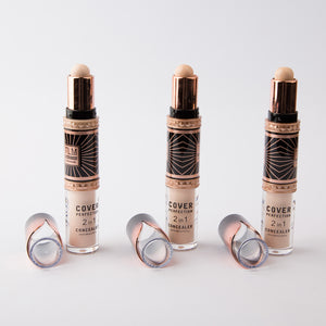 TLM Cover 2 in 1 Concealer