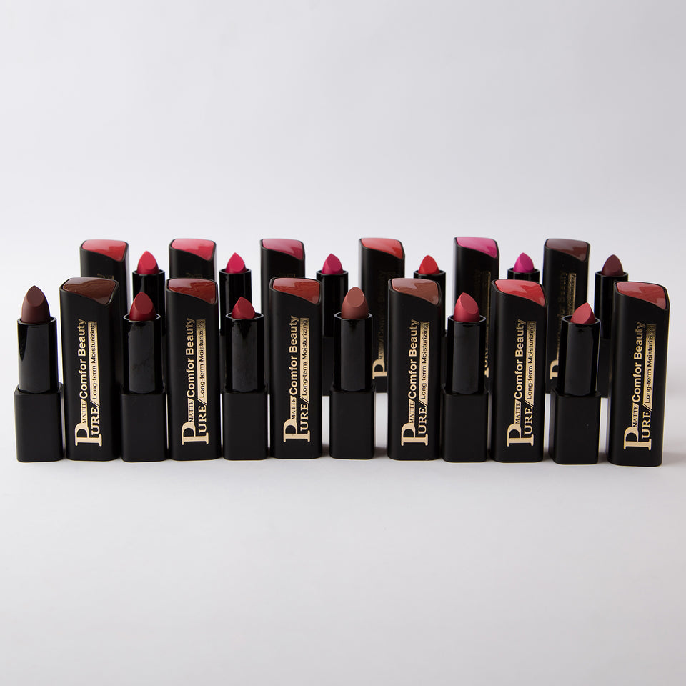 Comfor Beauty Semi-Matte Lipsticks Vol.2