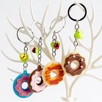 Cute Doughnut Key chain