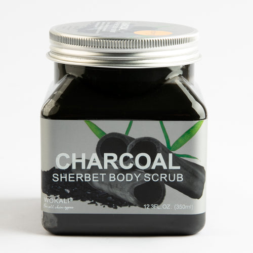 Charcoal Sherbet Body Scrub
