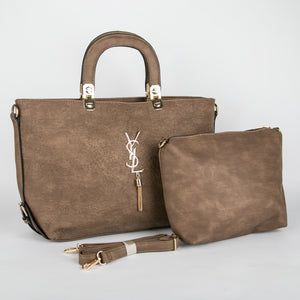 YSL Dual Bag Set (Hazel)