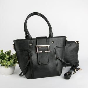 Opulent Dual Bag Set (Black)