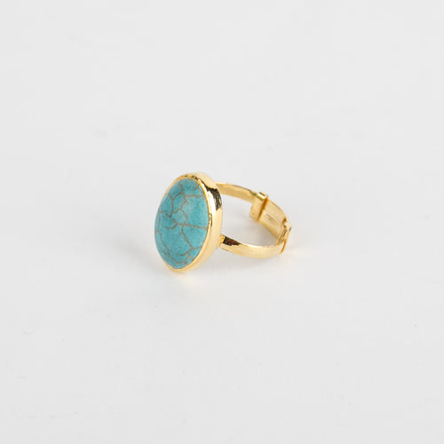 Adjustable Aqua Ring