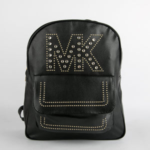 MK Studded Backpack (Black)