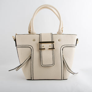 Opulent Dual Bag Set (Off-White)