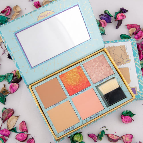 Cheek Parade Blush Bronzer Palette