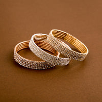 Mishri Cuff Bracelet (3 Colours Available)