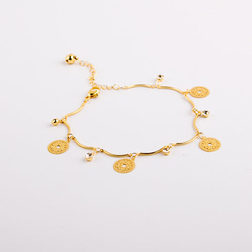 Exotic Contemporary Anklet