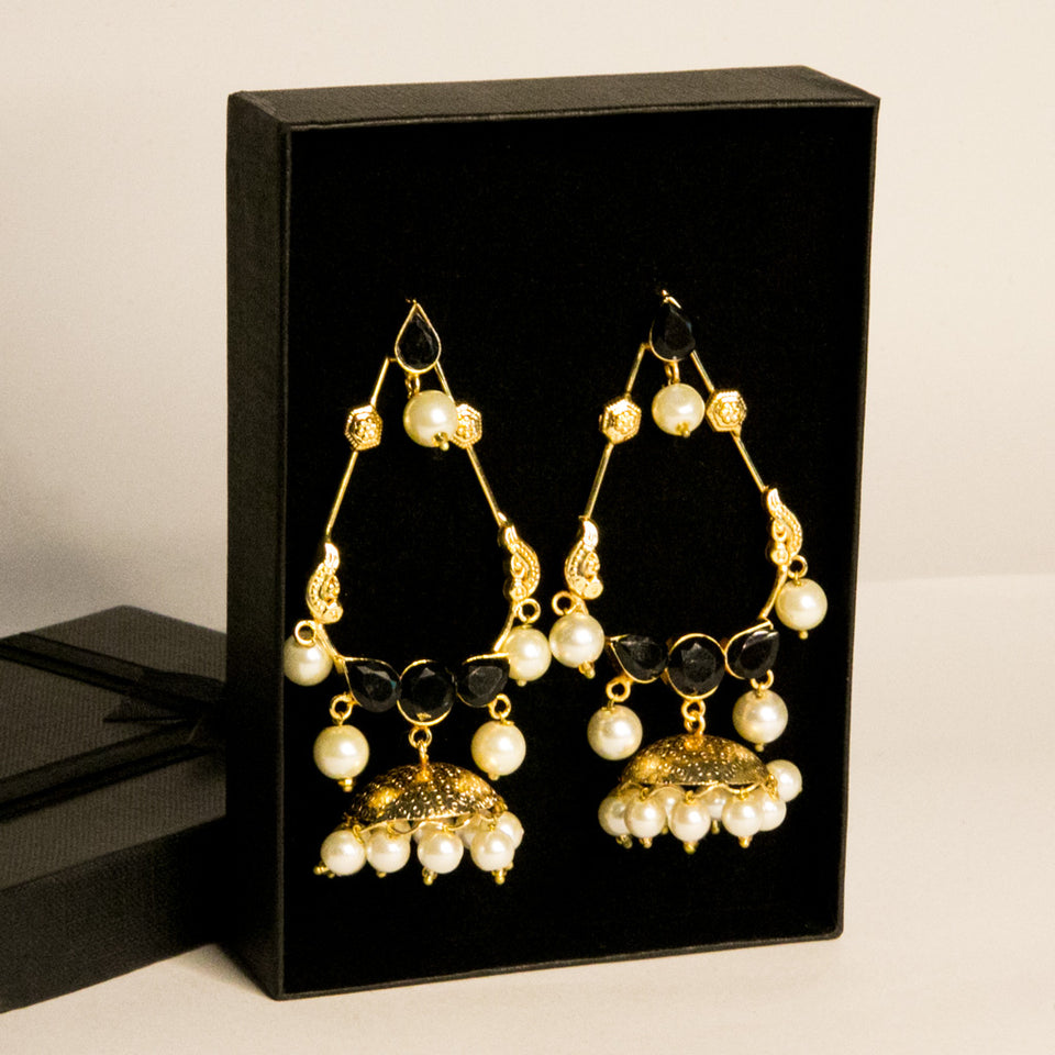 A Splash Of Style Earrings (Code 060)