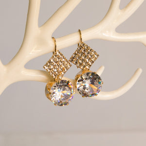 Ball Dangle Earrings (Code 0120)