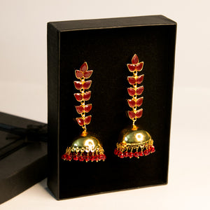 Flora Earrings (Code 0133)