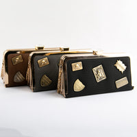 Decked For Holidays Clutches