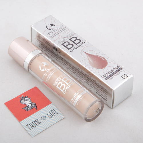 TV Parlour Matte BB Foundation Cream
