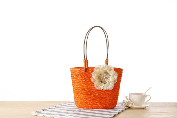 Handmade natural rattan bags with shoulder strap 👜myalleshop