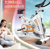 Home exercise bike indoor abdomen bicycle weight loss unisex body shaping fitness equipment