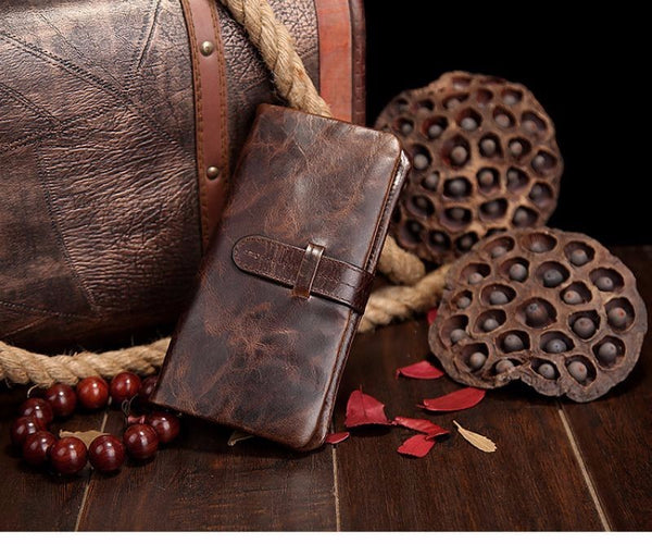 Cow genuine leather mens wallets for men, wallet carteira  brand🔥myalleshop