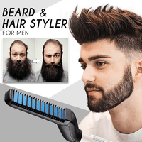 Barba e acconciatura rapidi per uomo🔥myalleshop