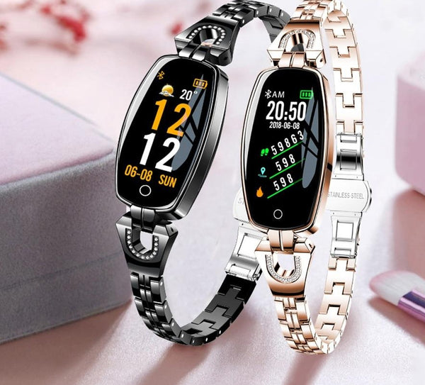 WATERPROOF HEART RATE MONITOR SMARTWATCH👇MYALLESHOP