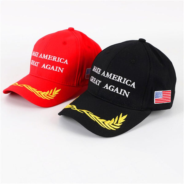 Make america great again baseball cap embroidered baseball wholesale ⚾myalleshop