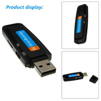 Registratore vocale USB portatile myalleshop