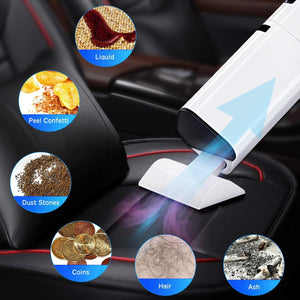Portable Light-Weight Handheld Automotive Wet Dry Car (FREE SHIPPING)