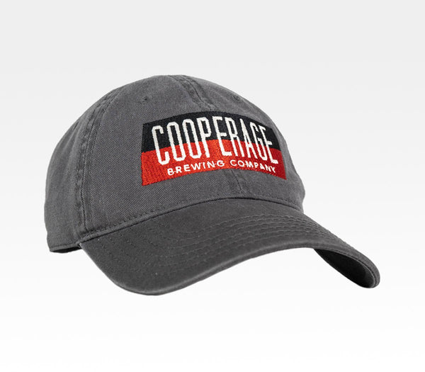 Cooperage Brewing Company Craft Beer Baseball Dad Hat Local Santa Rosa Sonoma County Northern California Merchandise Travel Agent Apparel