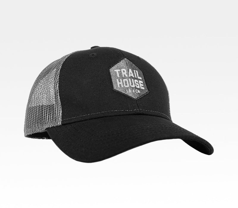 Trail House Bike Shop Beer Trucker Hat Santa Rosa Local Northern California Merchandise Travel Agent Apparel