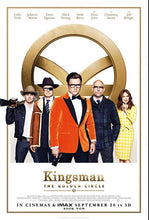 Load image into Gallery viewer, KINGSMAN Glasses