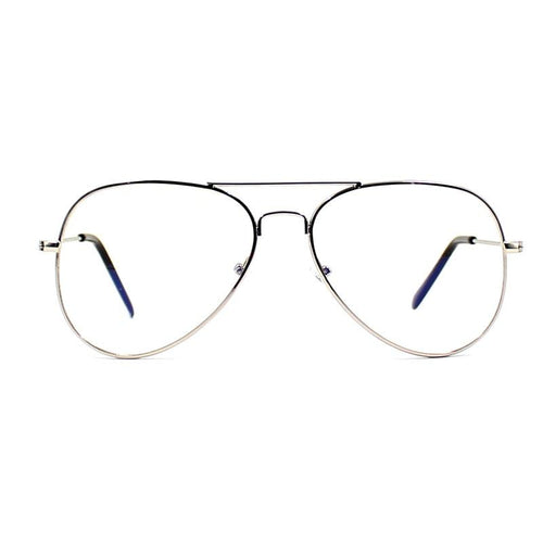 Blue Light Glasses - JORDAN Aviator Blue Light Blocking Glasses