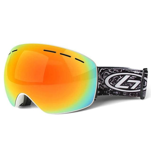 Expose Snow Ski Goggles - Red - Ski Goggles